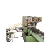380V 3 Phase Tobacco Packing Machine Green 60 HZ HLP2 Text Display Manufactures
