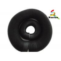 Single Layer PVC Fire Rated Flexible Ducting , Air Cooling Non Insulated Flexible Duct Manufactures