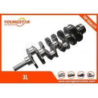 China Custom TOYOTA 3L Engine Hilux Crankshaft 13401 - 54020 8V / 4 cyl on sale