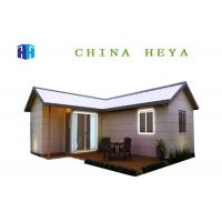 Earthquake Prevent Contemporary Kit Houses , Energy Efficient Modular Homes Under 30k Manufactures