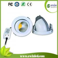 gimbal Recessed LED Downlight 15Watts, 4 inches, 950 Lumens, Clear White, Daylight, 6000k Manufactures