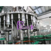 3-in-1 Aseptic LiquidFiller Equipment Electric Beverage Filling Line 5000BPH Manufactures