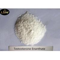 China White Crystalline PowderTestosterone Anabolic Steroid Enanthate CAS 315-37-7 on sale