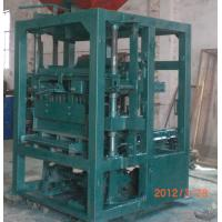 Low-input High-yield Concrete Block Molding Machine Popular In Asia Manufactures