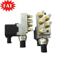 6 Months Warranty Solenoid Valve Block For Mercedes CLS - Class W211 W219 / Air Separate Valve Manufactures