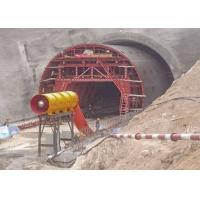 Construction Hydraulic Tunnel Formwork Q235 Steel Material Recyclable Type Manufactures