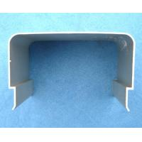 bottom Cooling pad system aluminum frame connector , 100mm thick Manufactures
