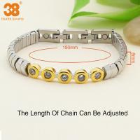 Wholesale fashion design stainless steel bracelet jewelry handmade Manufactures