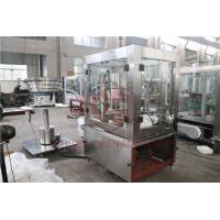 Commercial Filling Capping And Labeling Machine 5 Gallon Water Liquid Filling Manufactures