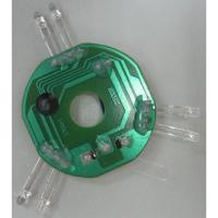 Through hole LED PCB Assembly / OEM 94V0 FR4 PCB Board / PCB Assembly for LED Light Manufactures