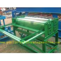 Fully Automatic Combined Steel Metal Slitting Machine / Cutting Equipment Slitter Line Manufactures