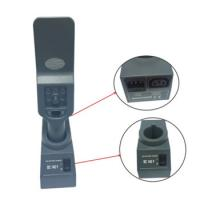 Quality 22 KHZ Working Frequency Metal Detector Scanner For Security Guards for sale