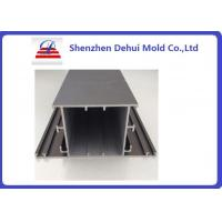 Anti Theft Window Vertical Sliding Aluminium Extrusions Profiles ROHS Approved