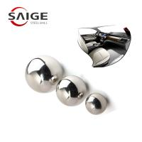 G100 - G1000 304 Stainless Steel Balls 21mm For Seatbelt Grinding Media Manufactures