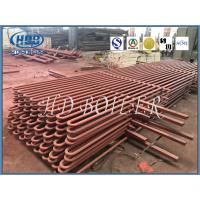 Power Staion Boiler Superheater And Reheater Heat Exchanger Energy Saved Manufactures