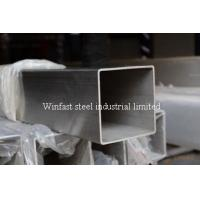 Decoration Welded Stainless Steel Pipe 304 316 316L Inox Square / Rectangular Tube Manufactures