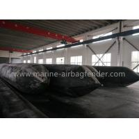 2.2m*15m Rubber Marine Air Bag Durable For Lifting And Launching Ships Manufactures