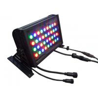 Quality 36 * 3w Full Color Waterproof RGB LED Wall Washer with DMX Controller for sale
