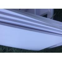 Fireproof Expanded Pvc Sheet , High Density Durable Foam Board 3FT * 6FT * 3 / 16IN Manufactures