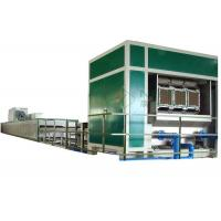 Full Auto Rotary Egg Tray Machine 3000pcs per hour / Energy Recycling Egg Carton Machinery Manufactures