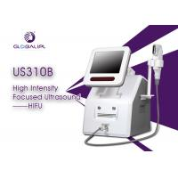 Professional Skin Tightening Machine / Wrinkle Removal Beauty Salon Machines Manufactures