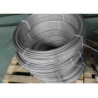 Bright Annealed 304 Stainless Steel Coil Tubing 1/4 - 1 Size Range Manufactures
