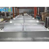 High Efficiency Refrigeration Heat Exchanger , Finned Tubes Heat Exchanger Manufactures