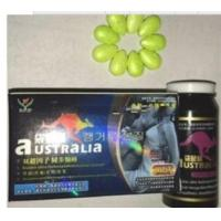 Australia Kangaroo Essence Penis Enlargement Capsule Male Enhancement SEX Pills Manufactures