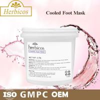 4L Herbicos Menthe Essence Facial Beauty Mask Foot Care Cooled Mask Manufactures