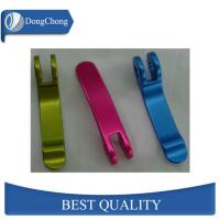 Quality CNC Parts Aluminium Machined Components Black Or Colorful Hard Anodized Finish for sale