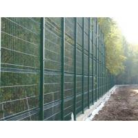 China 1.5-3m Length 358 Security Fence Hot Dipped Galvanized Surface Treatment Anti Climb on sale