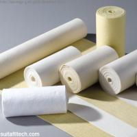 Buy cheap needle felt filter cloth, nonwoven filter cloth, needle punched felt, needle felt filter from wholesalers