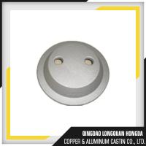 CNC Machining Aluminium Low Pressure Die Casting Parts Size Customized Manufactures
