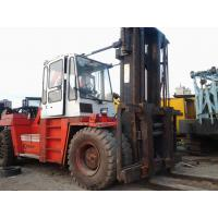 25T Kalmar container forklift Handler - heavy machinery 25T Manufactures