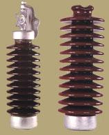 25 kv pin post porcelain and ceramic insulator for high voltage