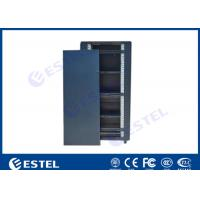 Cold Rolled Steel Sever Network Enclosure Cabinet , Equipment Rack Cabinet For IDC Room Manufactures