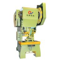China High Press Single Punch Tablet Machine / Power Press Machine 100t , Anti-Corrosion on sale