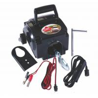 Attached hook 12V DC Electric Boat Winch / Winches (2000 LB) Manufactures