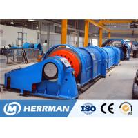 Horizontal Tubular Cable Stranding Machine Independent Drive Method 1200rpm Speed Manufactures