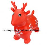 Inflatable PVC Skippy Animal Manufactures