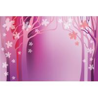 Safety Bamboo Fiber Faux Lightweight Stone Wall Panels Pink Autumn Wear Resistant Manufactures