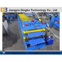 Glazed Roof Tile Forming Machinery with High Speed for Steel Structure Workshop Manufactures