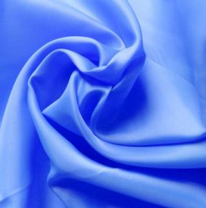 Quality smooth polyester satin fabric, Polyester Taffeta fabric, taffeta textile for sale