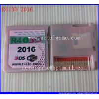 r4i3d 2016 3DS game card,3DS Flash Card Manufactures