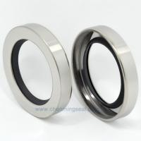 PTFE Oil Seals Single PTFE Lip Oil Seals Teflon Oil seals Screw Compressor Oil Seals Manufactures
