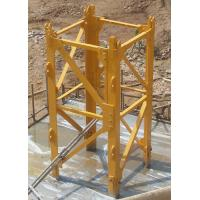Safety Tower Crane Standard Section Manufactures