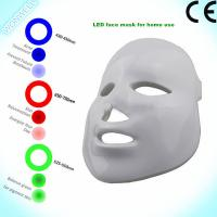 LED Beauty face mask with red/bule/green colors Manufactures