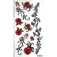 Fashion Tattoo Sticker (N045) Manufactures