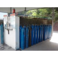 High Purity Industrial Oxygen Nitrogen Gas Plant 240 Cylinders , Max Pressure 20Mpa Manufactures