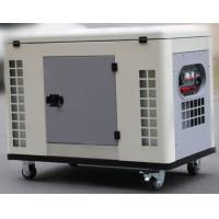 Low Noise 4 Stroke Portable Generator , 12kw Gasoline Power Generators OHV IP23 Manufactures
